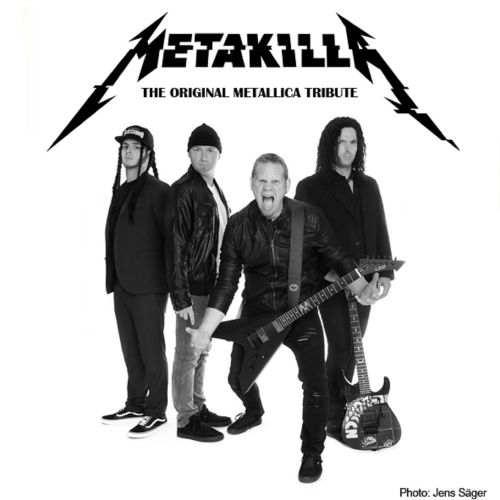 Metakilla - The Original Metallica Tribute